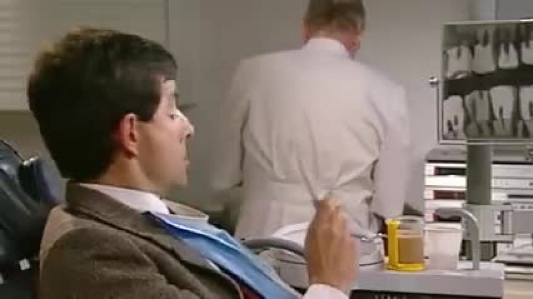 Exclusive Mr Bean Cast Commentary on the Dentist Scene _ Happy Birthday Mr Bean _ ITV_ Sunday at 8pm