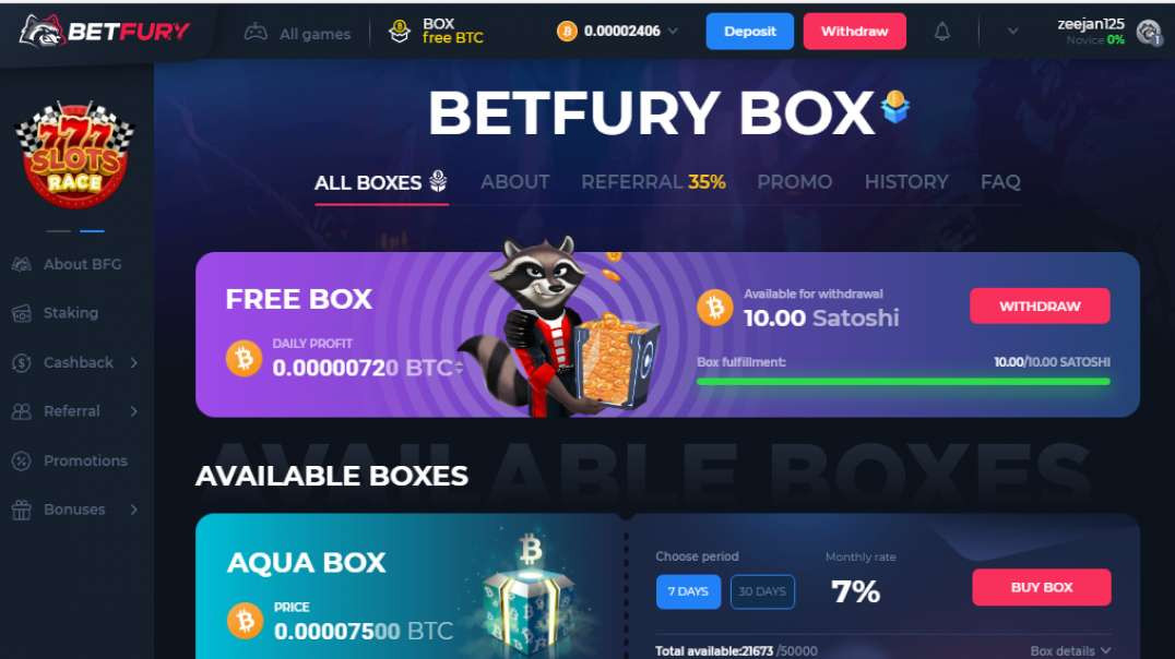 BetFury: New Bitcoin mining Daily 0.001 Btc My Live Payment Proof In Hindi  Without Invest  Mining B