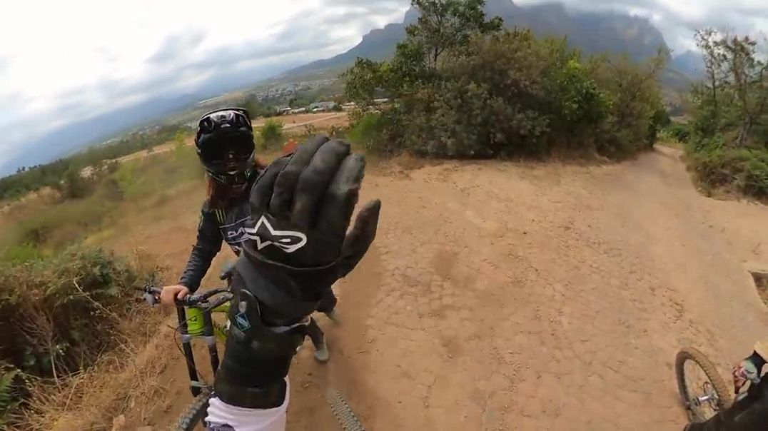 WORLDS BIGGEST MTB JUMPS WITH NICO VINK